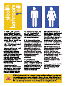 Legislative Brief on Stealth Bathroom Bill