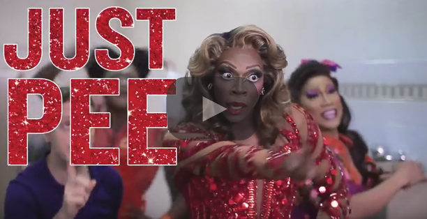 kinky boots video screen grab - play