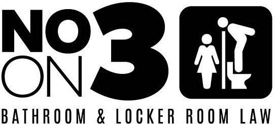 No on 3 logo 3