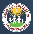 american college of pediatrics 2