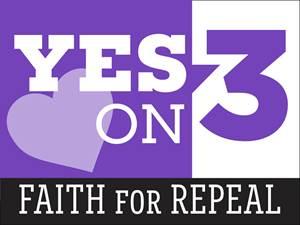 faith for repeal
